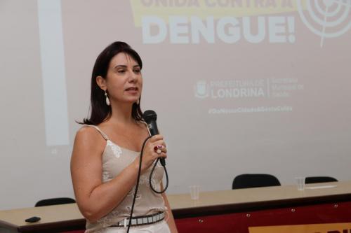 Campanha contra a Dengue e Divulgação do LIRAa