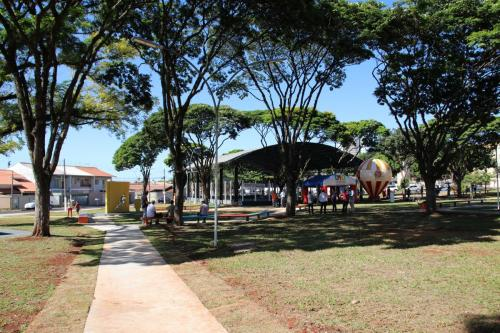 Revitalização da Praça do Expedicionário