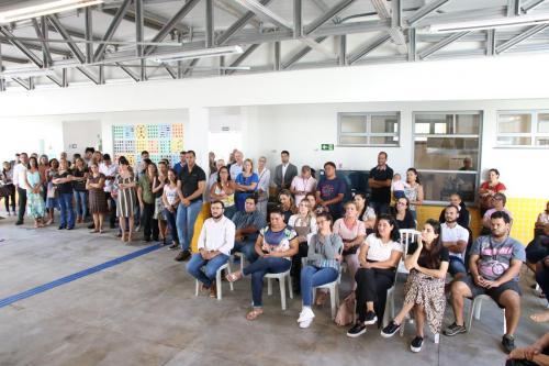 Escola Samira Janene - inauguração - VH (75)
