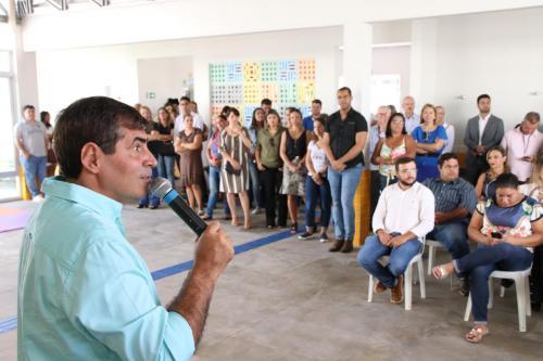 Escola Samira Janene - inauguração - VH (76)