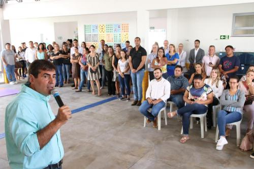 Escola Samira Janene - inauguração - VH (77)