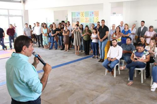 Escola Samira Janene - inauguração - VH (78)