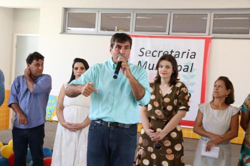 Escola Samira Janene - inauguração - VH (80)