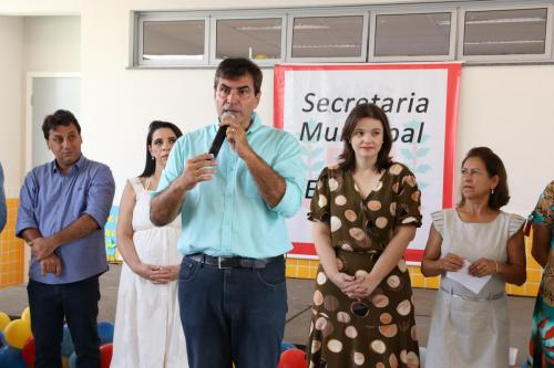 Escola Samira Janene - inauguração - VH (81)