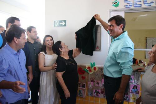 Escola Samira Janene - inauguração - VH (85)