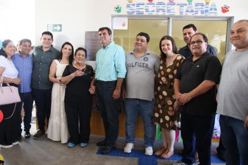 Escola Samira Janene - inauguração - VH (87)