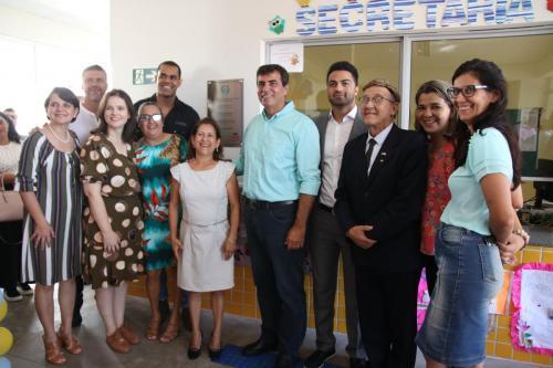 Escola Samira Janene - inauguração - VH (90)