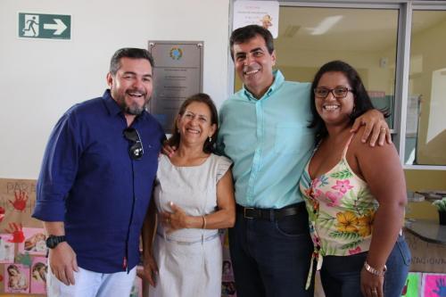 Escola Samira Janene - inauguração - VH (91)