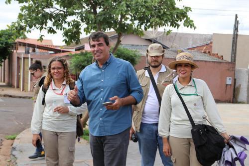 21.03.2020 - Mutirão de limpeza e ações contra dengue - Zona Leste - Foto: Emerson Dias