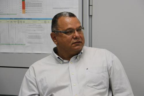 Reunião sobre fiscalização do comércio - Foto Vivian Honorato