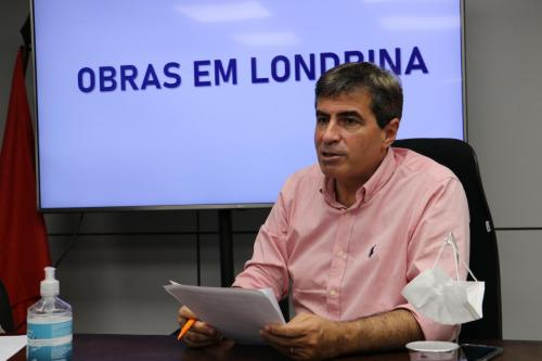 Live sobre Cidade Industrial de Londrina