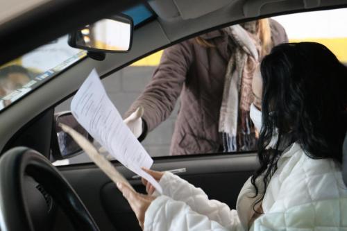 Drive Thru para entrega de Títulos
