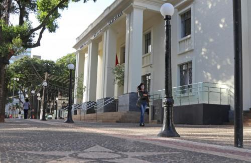 29.05.2020 - Tombamento do prédio da Biblioteca Pública. Foto: Emerson Dias