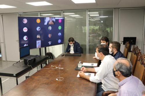 Convênio de Cooperação Técnica e Financeira com a Garantinorte-PR