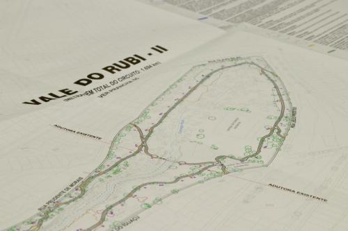 04.06.2020 - Projeto de Revitalização do Vale do Rubi, Lagos III e IV - Foto: Emerson Dias
