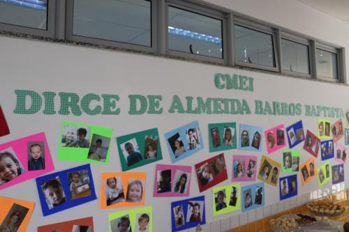 Entrega do CMEI Dirce de Almeida Barros Baptista
