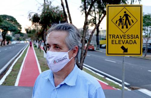 12.08.2020 - Revitalização da Avenida Europa e Ciclovias - Foto: Emerson Dias