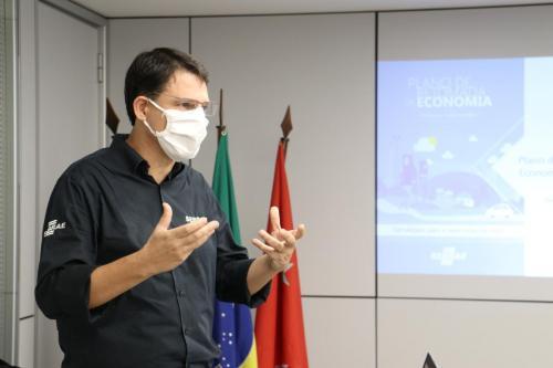 Plano de Retomada da Economia - Fotos Vivian Honorato