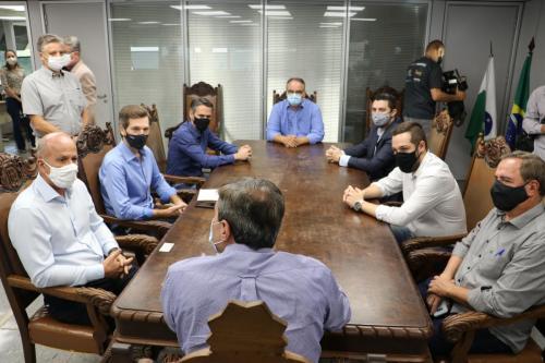 Reunião com investidores da RenovRetail - Fotos Vivian Honorato