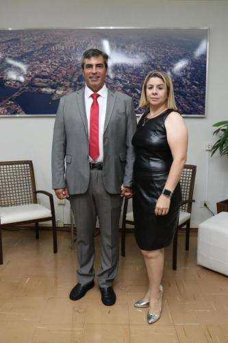 Posse do Prefeito e Vice-Prefeito - Fotos Vivian Honorato