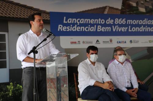 Início da comercialização do Residencial Bem Viver Londrina - Fotos Vivian Honorato