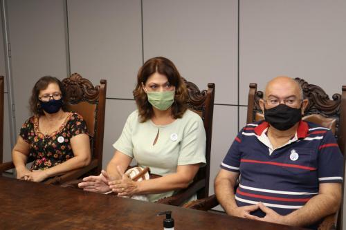 Termo de Parceria para implantar o serviço de Residência Inclusiva - Fotos Vivian Honorato