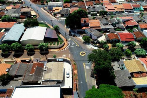 Avenida Waldyr de Azevedo entrega - CMTU