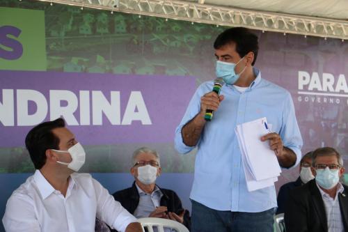 14.05.21 visita governador e investimentos em Londrina - Vivian Honorato_NCom