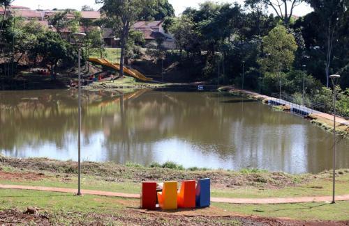 18.06.2021 Revitalização Lagoa Dourada - Foto: Emerson Dias_NCom
