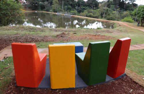 18.06.2021 Revitalização Lagoa Dourada - Foto: Vivian Honorato_NCom