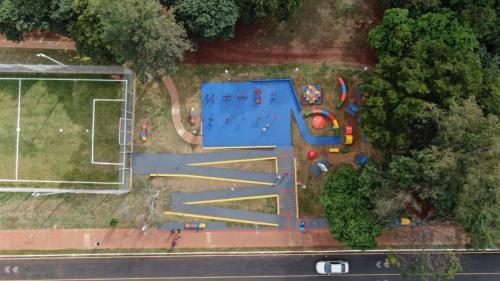 18.06.2021 Revitalização Lagoa Dourada - Foto: Rodolfo Gaion_CMTU